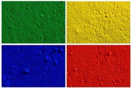Контроль качества порошковых красок: показатели, методы, стандарты